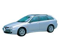 アルファ ロメオ アルファ156スポーツワゴン 2002年9月〜モデルのカタログ画像
