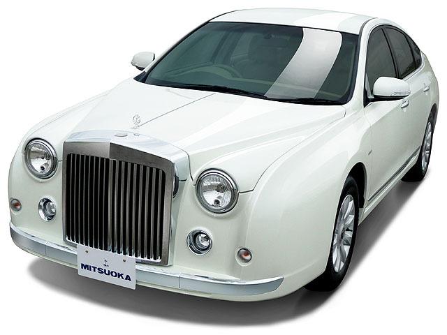 光岡自動車 ガリュー 新型・現行モデル