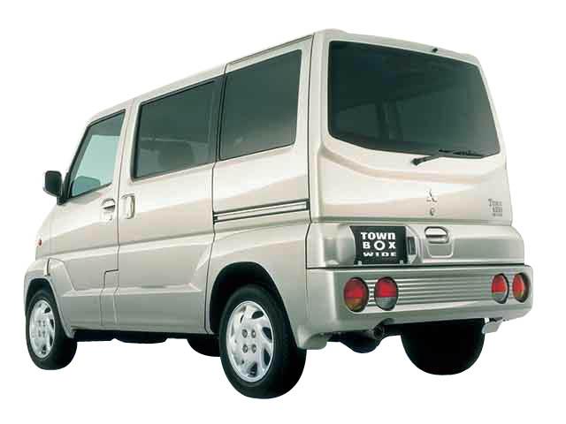 三菱 タウンボックスワイド 2000年11月〜モデル