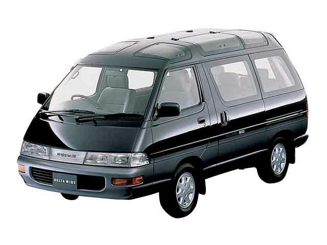 ダイハツ デルタワイドワゴン 新型モデル