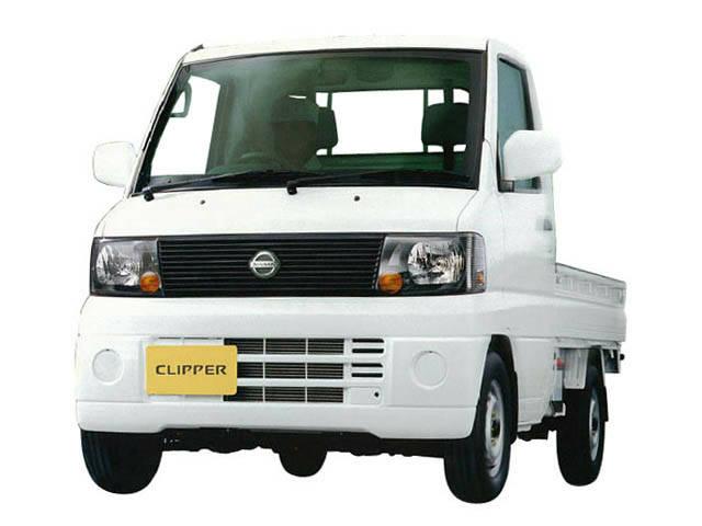 日産 クリッパートラック 2005年12月〜モデル