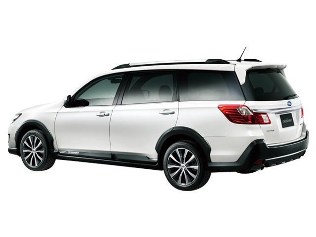 スバル エクシーガクロスオーバー7 新型・現行モデル