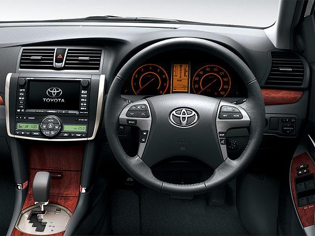 トヨタ アリオン 2012年12月〜モデル