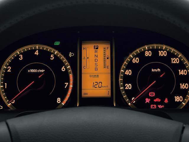 トヨタ アリオン 2007年6月〜モデル
