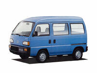 ホンダ アクティバン 1990年3月〜モデルのカタログ画像