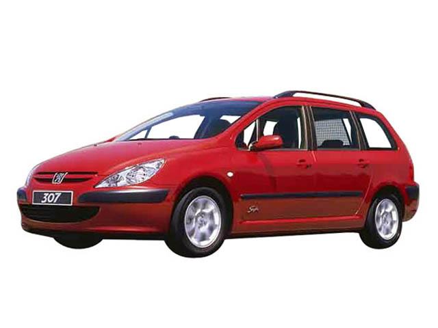 プジョー 307ブレーク 2002年8月〜モデル