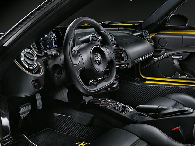 アルファ ロメオ 4Cスパイダー 新型・現行モデル