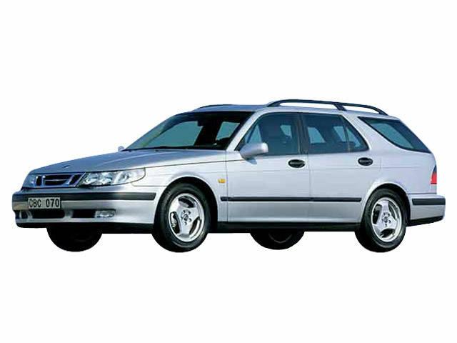 サーブ 9-5エステート 1999年3月〜モデル