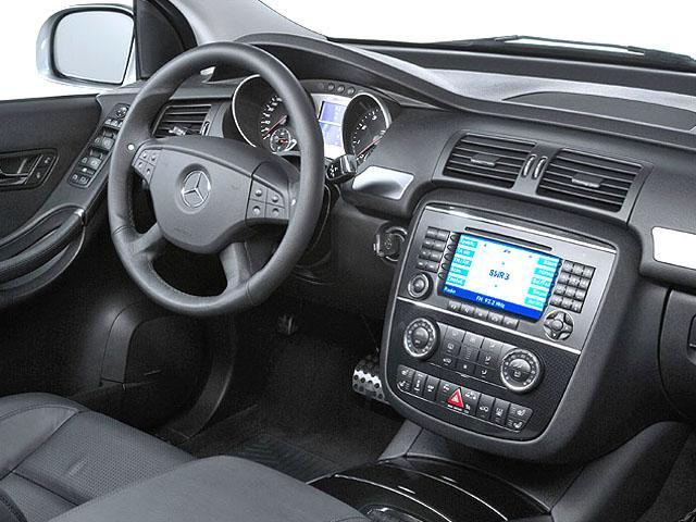 AMG Rクラス 新型・現行モデル