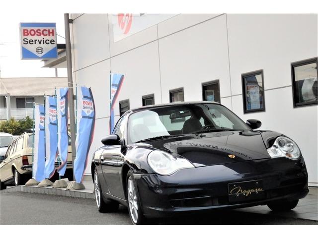 911 カレラ ティプトロニックS タイプ996 左ハンドル 自社ユーザ買取車