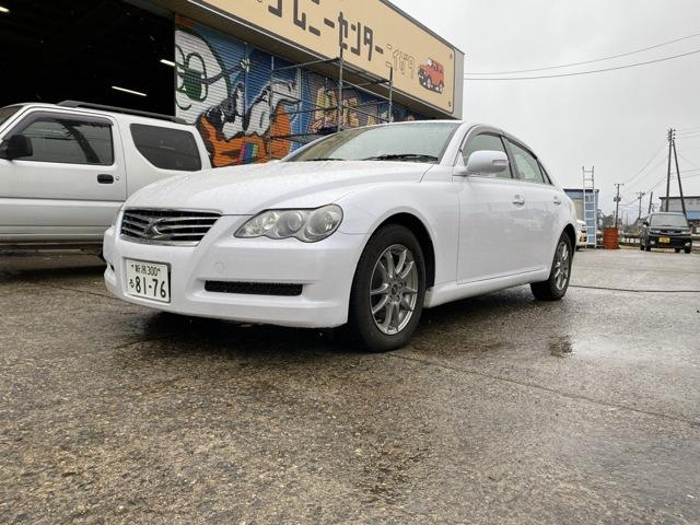 マークX 2.5 250G Four 4WD