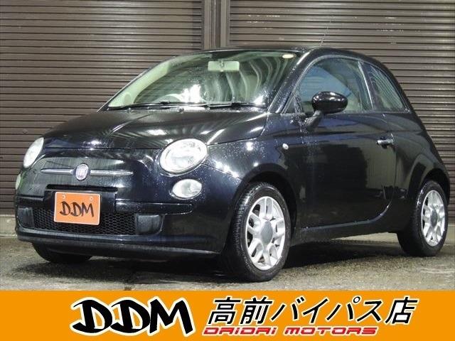 500(チンクエチェント) 1.4 16V スポーツ キーレス/ETC/純正オーディオ
