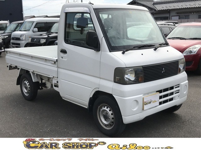 ミニキャブトラック 660 Vタイプ 5速マニュアル