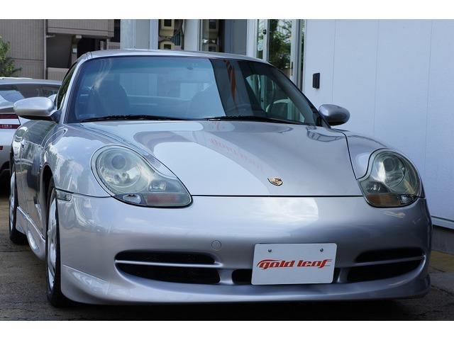 911 カレラ ティプトロニックS D車 黒革シート GT3仕様 HDDナビ ETC