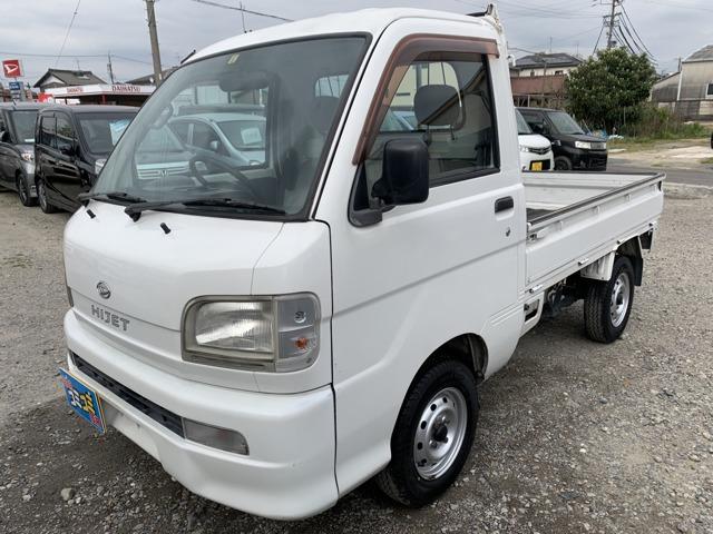 ハイゼットトラック 660 スペシャル 3方開 エアコン ラジオ 新品タイヤ