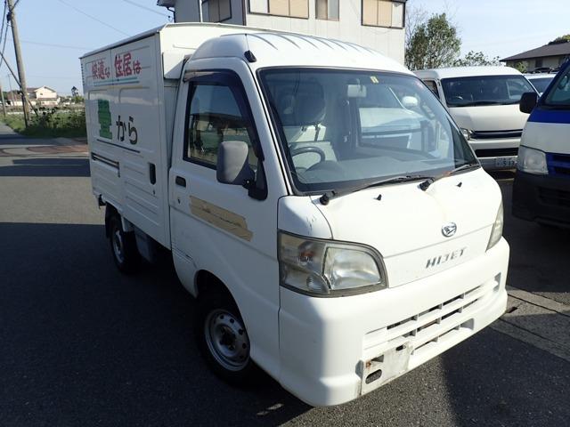 ハイゼットトラック 660 パネルバン 4WD パネルバン ETC スタッドレス付