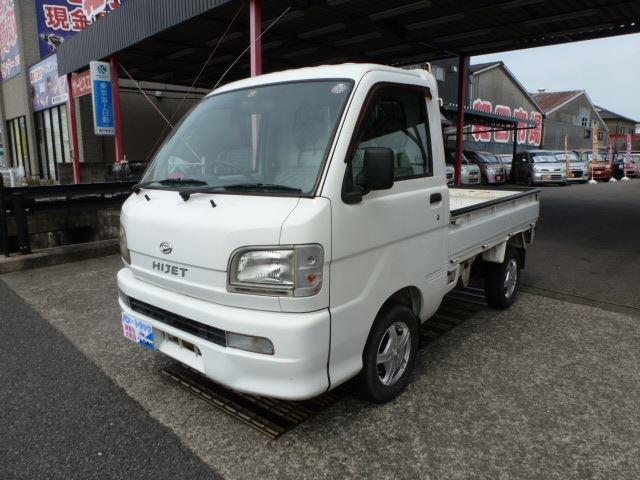 ハイゼットトラック 660 スペシャル 3方開 4WD 4WD/ETC/ラジオ