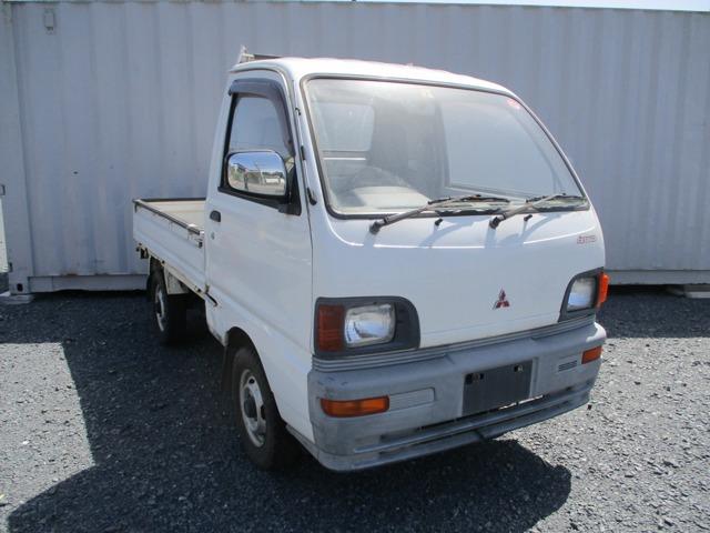 ミニキャブトラック 660 TD 三方開 4WD
