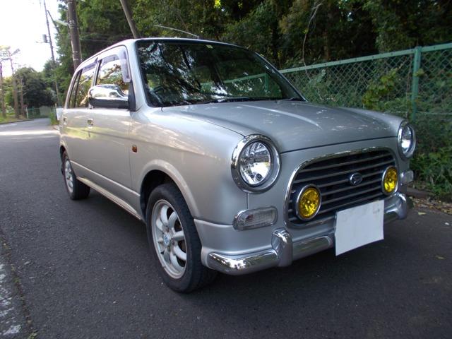 ミラジーノ 660 ミニライトスペシャル メモリアルエディション