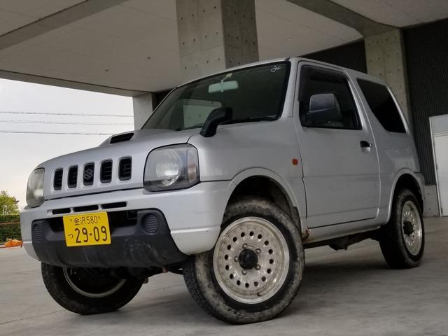 ジムニー 660 XL 4WD 車検R3年11月