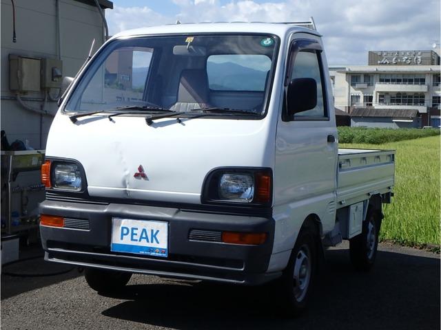 ミニキャブトラック 660 Vタイプ 三方開 エアコン付き