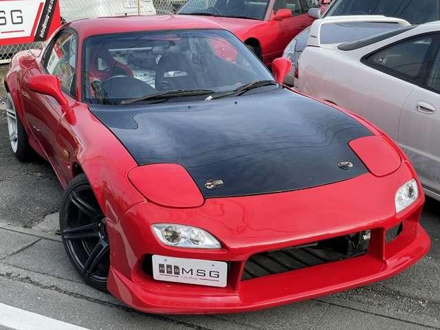 RX-7 タイプRB 6型 LSD  改造車買取 スポーツカー買取