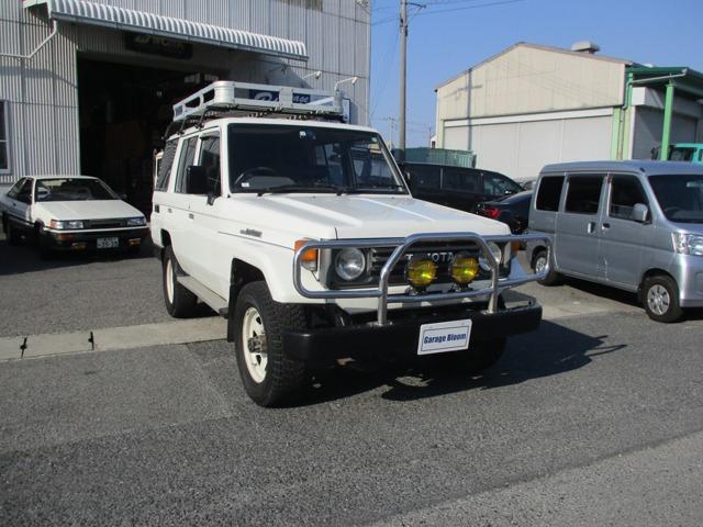 ランドクルーザー70 3.5 STD ディーゼル 4WD