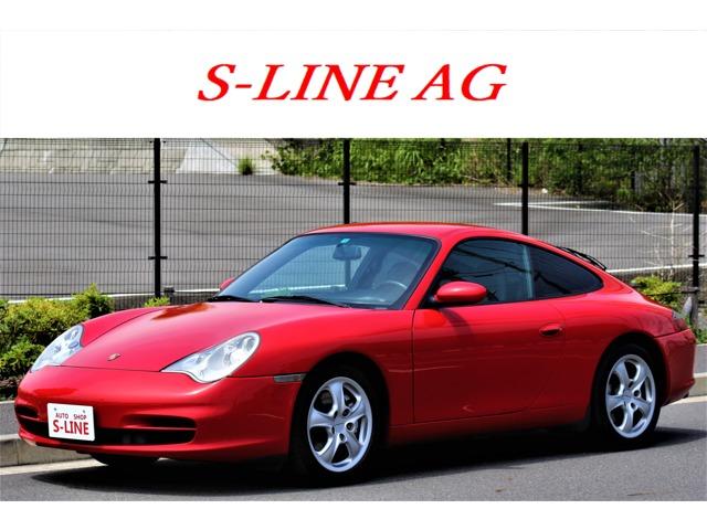 911 カレラ4 ティプトロニックS 4WD シートヒーター ETC 純正17インチAW