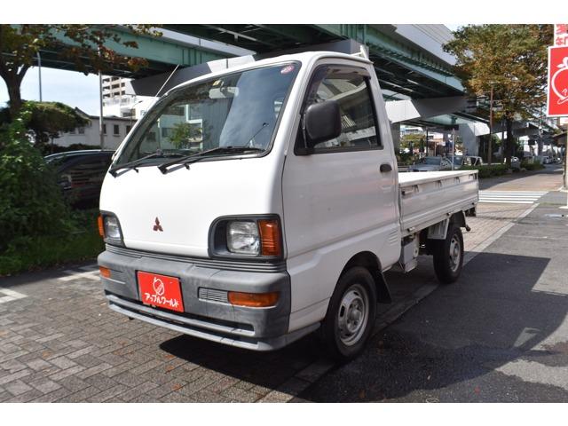 ミニキャブトラック 660 TU 三方開 検査5年10月渡し/エアコン付