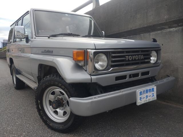 ランドクルーザー70 3.5 LX ディーゼル 4WD セミロング ナローボディー 4ナンバー