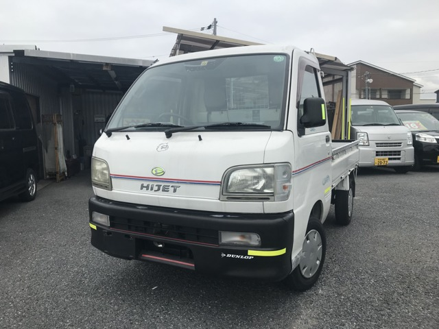 ハイゼットトラック 660 スペシャル 3方開 5速マニュアル エアコン