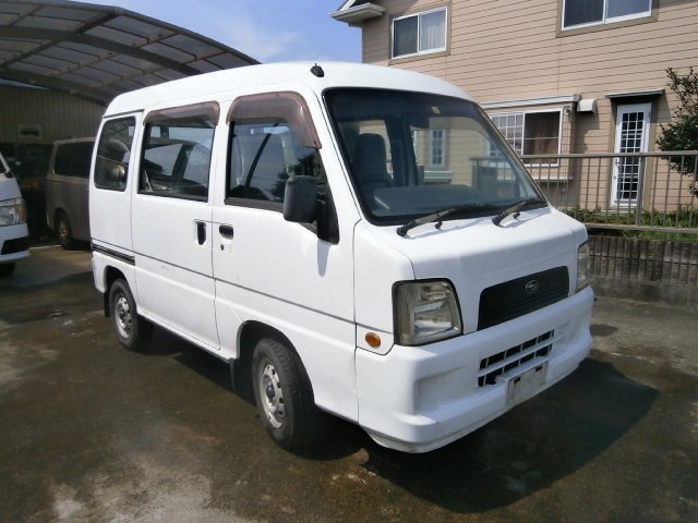 サンバー 660 VB 車検(2年)付