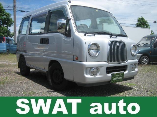 サンバーディアスワゴン 660 クラシック タイミングベルト/ウォーターポンプ交換済