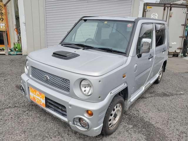 ネイキッド 660 ターボG 4WD 車検2年整備付き!!エアロ!4WD!ターボ!