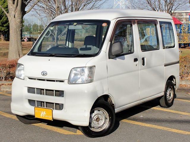ハイゼットカーゴ 660 スペシャル 5速マニュアル エアコン パワステ