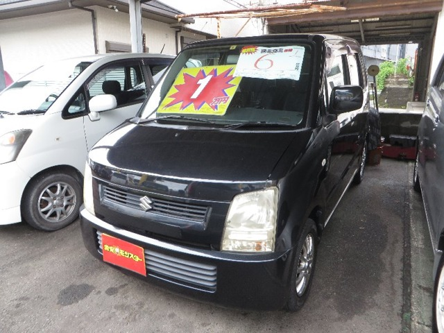 ワゴンR 660 FT