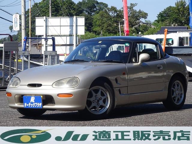 カプチーノ 660 5速MT ターボ 純正アルミ