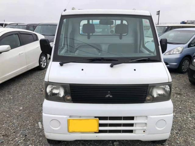 ミニキャブトラック 660 Vタイプ エアコン付 4WD