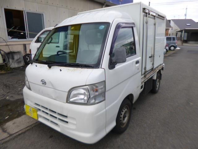 ハイゼットトラック 660 エアコン・パワステスペシャル 3方開
