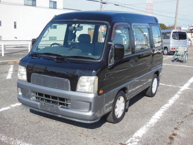 サンバーディアスワゴン 660 4WD キーレス 5MT