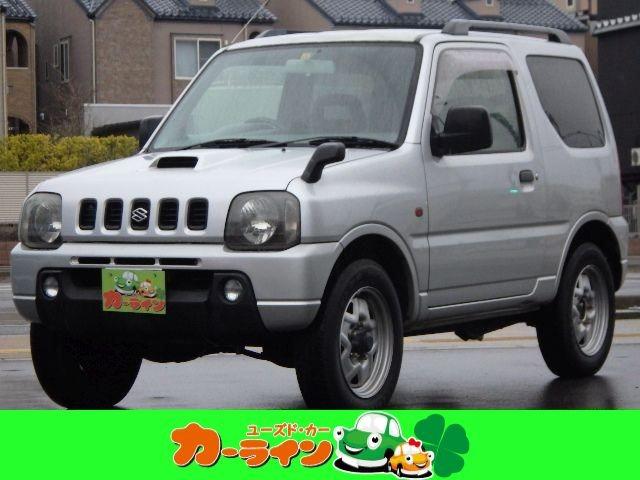 ジムニー 660 XC 4WD ターボ ルーフレール ETC キーレス