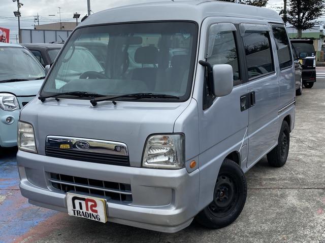サンバーディアスワゴン 660 4WD  ETC