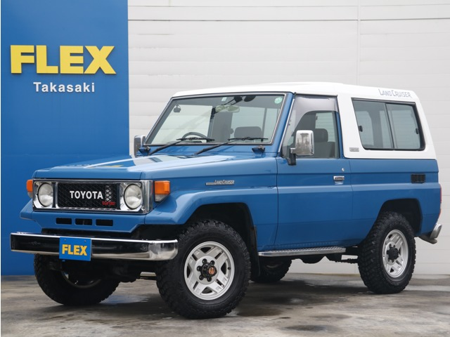 ランドクルーザー70 3.4 LX FRPトップ ディーゼルターボ 4WD 70 3ドア3.4Dターボ LX FRPトップ 4WD