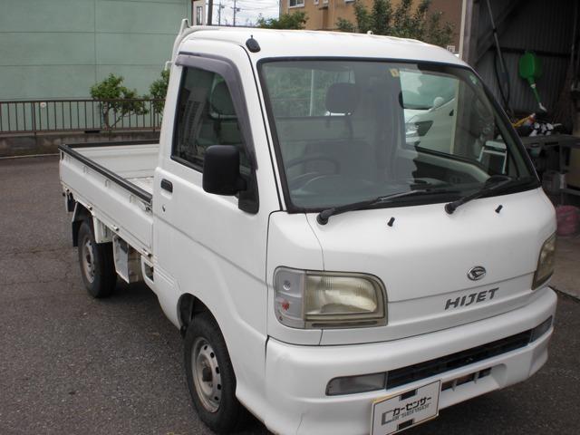 ハイゼットトラック 660 スペシャル 3方開