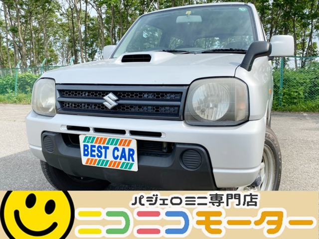 ジムニー 660 XG 4WD 検R3/10 ターボ