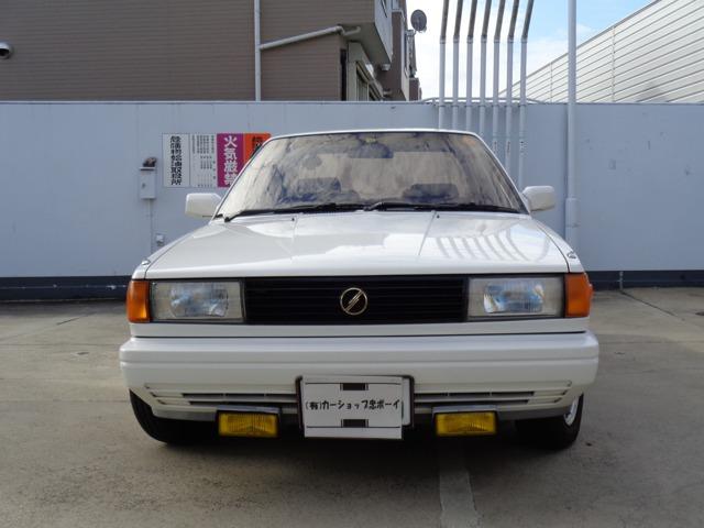サニー スーパーサルーン TRAD 特別仕様車