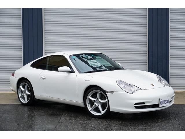 911 カレラ ティプトロニックS D車 後期モデル 当社メンテナンス 黒革