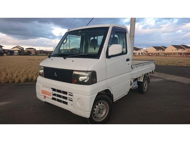 ミニキャブトラック 660 Vタイプ エアコン付 オートマチック