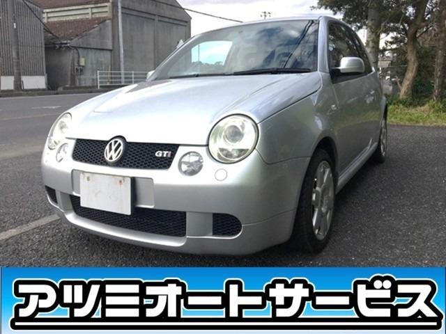 ルポ GTI アルミホイール・ETC付