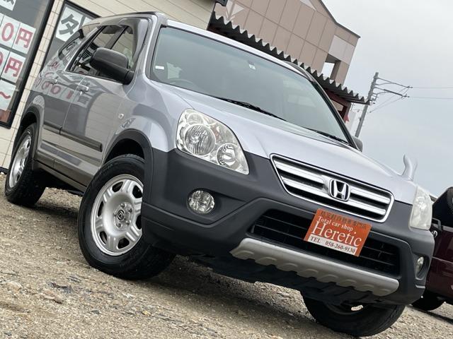 CR-V 2.4 iL 4WD 背面タイヤ HID ナビ Bカメラ 保証付
